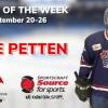 Stars' Petten selected as Sportscraft Source...