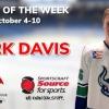 Warriors' Davis selected as Sportscraft Source...