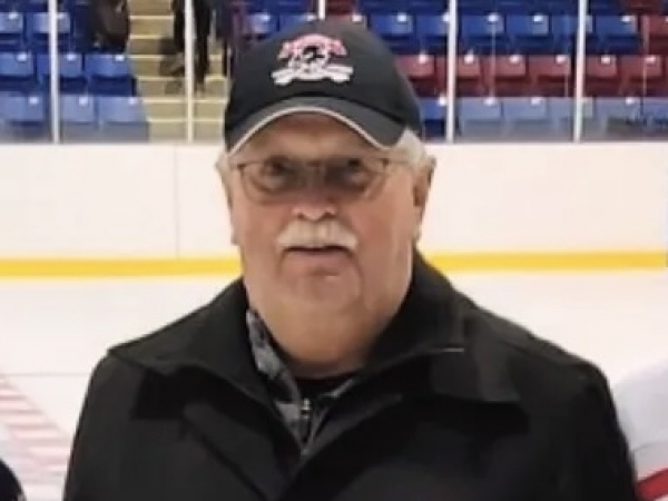 SJJHL Vice President Jim Hare Inducted in NL Hockey Hall of Fame