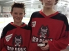 Central Bantam Red Devils First Goal