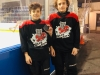 AA Bantam River Rats and AA Bantam League First...