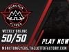 """Moncton """"AAA"""" Flyers 50/50 electronic..."""