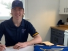 Blues sign Ellis to 3-year entry-level contract...