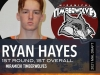 Ryan Hayes goes First Overall
