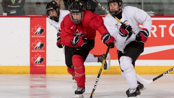 ROSTER ANNOUNCED FOR CANADA'S NATIONAL MEN'S UNDER-18 TEAM SUMMER DEVELOPMENT CAMP