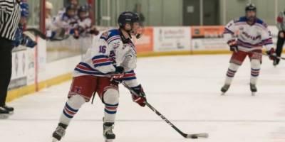 Mustangs enter East Coast IceJam hockey tournament on a...