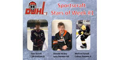 Jerrett, Hickey & Farrell Shine in Week 1 of Play-offs