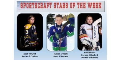 Sportscraft Stars of Play-off Week 2 Announced
