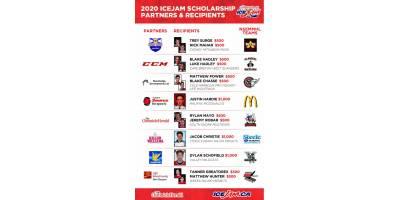 2020 IceJam Scholarships