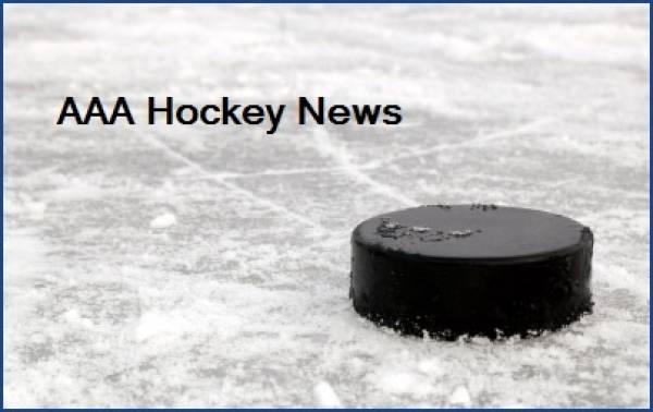 AAA Hockey Notice Board - UPDATED Sept. 19