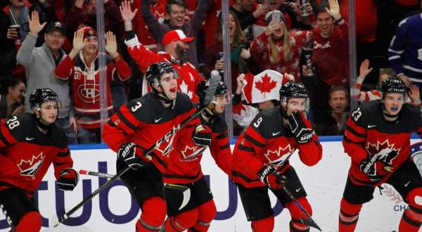 Canada rallies to beat Russia for gold in world junior hockey - from The Chronicle Herald