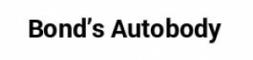 Bond's Autobody