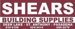 SHEARS Building Supplies