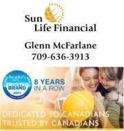 Sun Life Financial -Glenn McFarlane