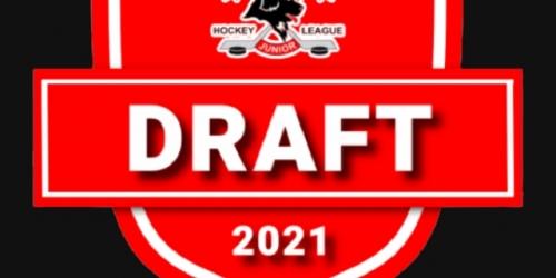 2021 SJJHL Draft Results