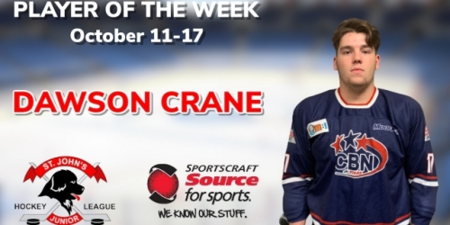 Stars' Crane Selected as Sportscraft Source for Sports...