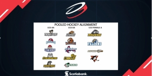 Alignment of Scotiabank Pooled Hockey Announced, Plus...