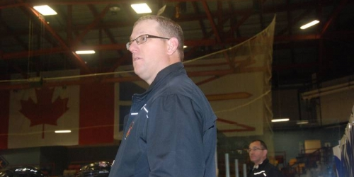 Western Kings coach Mark Robinson likes the work ethic of...
