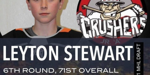 Leyton Stewart joining @williemacd5 and company in Pictou