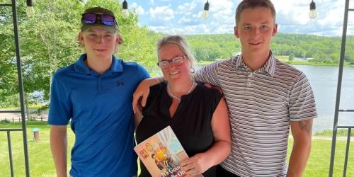 EMILIE CHIASSON: Nova Scotia family heals from losing...