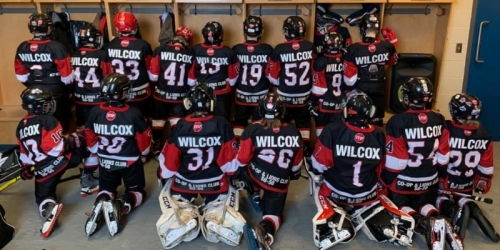 Clarenville Minor Hockey Pays Tribute to Young Athlete...